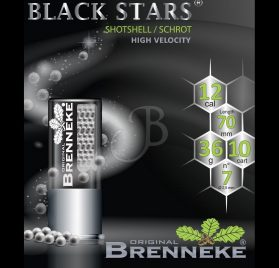 black stars (дробь)